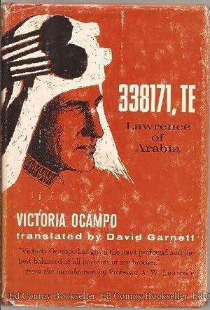 338171 T. E. (Lawrence of Arabia): Ocampo, Victoria