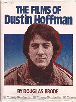 The Films of Dustin Hoffman: Brode, Douglas *Author SIGNED/INSCRIBED!