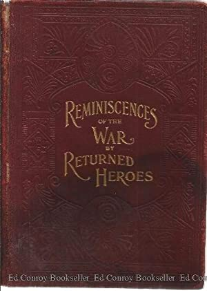 Reminiscences And Thrilling Stories of the War: Yound, Hon. James