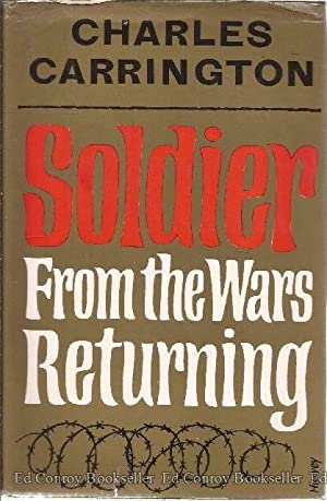 Soldier From The Wars Returning: Carrington, Charles