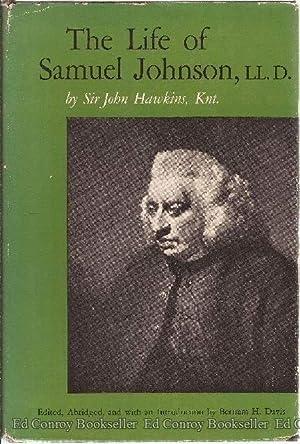 The Life of Samuel Johnson, LL.D.: Hawkins, Sir John,