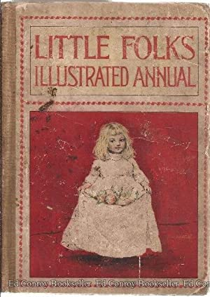 Little Folks' Illustrated Annual Stories And Poems: Cassino, S. E.