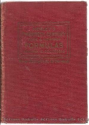 Henley's Twentieth Century Formulas, Recipes And Processes: Hiscox, Gardner D. M. E., Editor