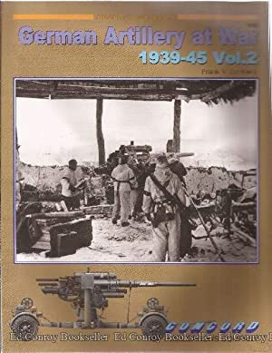 German Artillery at War 1939-45 Volume 2 ONLY!: De Sisto, Frank V.