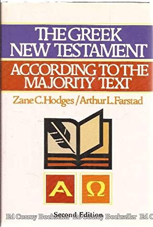 The Greek New Testament According to the: Hodges, Zane C.