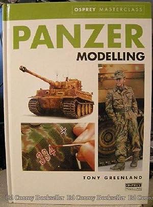 Panzer Modelling Masterclass: Greenland, Tony