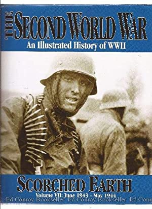 The War Illustrated Complete Record of the Conflict by Land and Sea and in the Air *Volume Seven*: ...