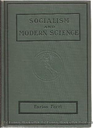 SOCIALISM AND MODERN SCIENCE: Ferri, Enrico