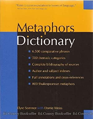 Metaphors Dictionary: Sommer, Elyse with Dorrie Weiss