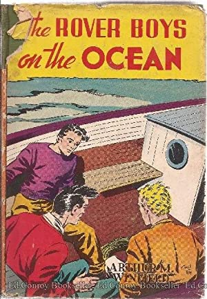 The Rover Boys On The Ocean or A Chase For a Fortune: Winfield, Arthur M.