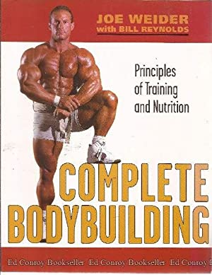 Joe Weider's Ultimate Bodybuilding The Master Blaster's: Weider, Joe with