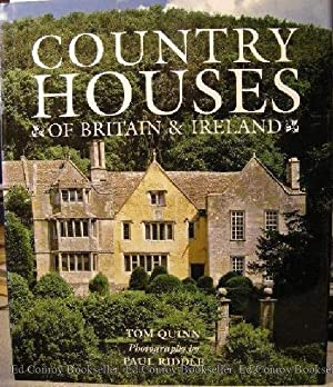 Country Houses of Britain & Ireland: Quinn, Tom