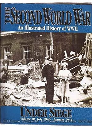 The War Illustrated Complete Record of the Conflict by Land and Sea and in the Air *Volume Three*: ...