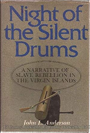 Night of The Silent Drums: Anderson, John L.