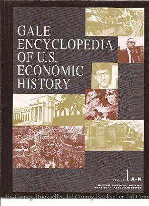 Gale Encyclopedia Of U.S. Economic History 2 Volumes: Carson, Thomas Editor