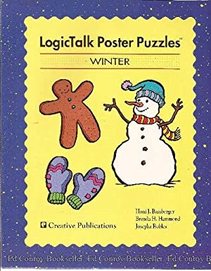 LogicTalk Poster Puzzles Winter: Bamberger, Honi J.; Hammond, Brenda H. & Robles, Josepha