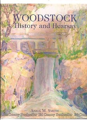 Woodstock History and Hearsay: Smith, Anita M.