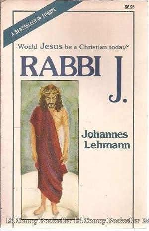 Rabbi J.: Lehmann, Johannes