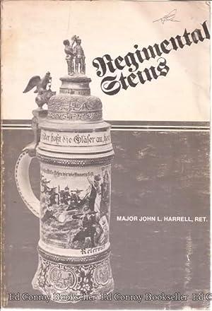 Regimental Steins: Harrell, Major John L. (Ret)