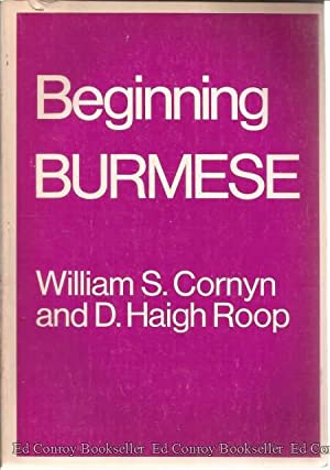 Beginning Bermese: Cornyn, William S. Cornyn and D. Haigh Roop