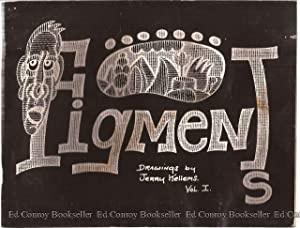 Figments: Kellems, Jerry *Author SIGNED/INSCRIBED!*