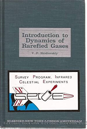 Introduction to the Dynamics of Rarefied Gases: Shidlovskiy, V. P.