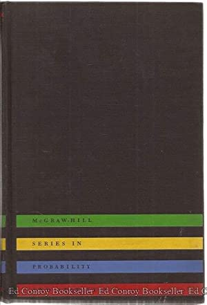Introduction to Probability and Random Variables: Wadsworth, George P. and Joseph G. Bryan