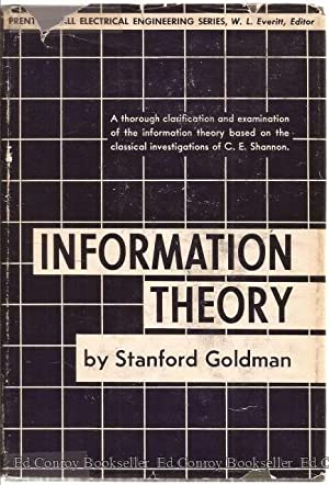 goldman stanford - information theory - AbeBooks
