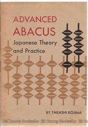 Advanced Abacus Japanese Theory and Practice: Kojima, Takashi