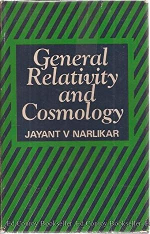 Lectures on General Relativity and Cosmology: Narlikar, Jayant V.