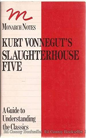 Kurt Vonnegut's Slaughterhouse Five A Critical Commentary: Miller, Walter James