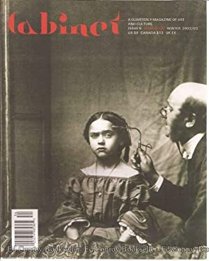 Cabinet Issue 9 Childhood Winter 2002/03: Najafi, Sina Editor in Chief