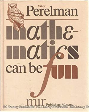 Mathematics Can Be Fun Part One-Figures for: Perelman, Ya