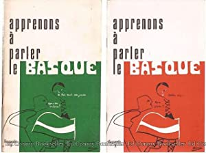 apprenons a parler le BASQUE Fascicule 1 & 2: Dagorret, Bernard