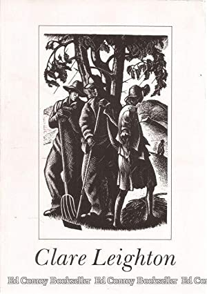 Clare Leighton Wood Engravings and Drawings: Stevens, Anne and