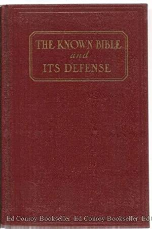 The Known Bible And Its Defense: Hembree, Reverend Maud