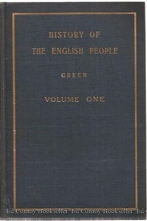 A Short History of The English People: Green, John Richard