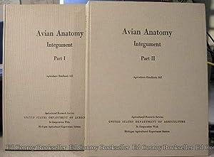 Avian Anatomy Integument Parts 1 & II: Lucas, Alfred M.