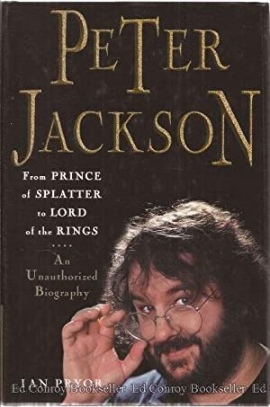 Peter Jackson From Price of Splatter to: Pryor, Ian