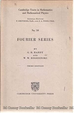Fourier Series #38: Hardy, G. H. and W. W. Rogosinski