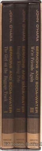 Sermons And Soda-Water 3 Volumes in Slipcase: O'Hara, John