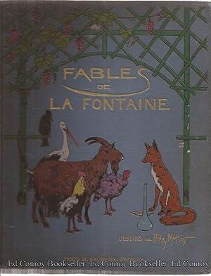 Fables de La Fontaine cent fables choisies: La Fontaine
