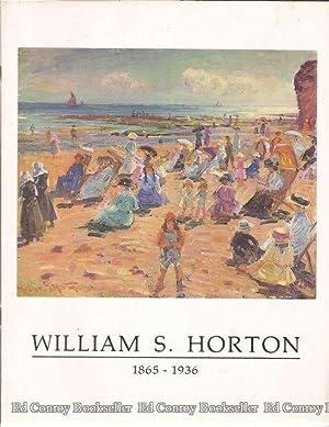 William S. Horton 1865-1936 American Impressionist March: Hammer Galleries