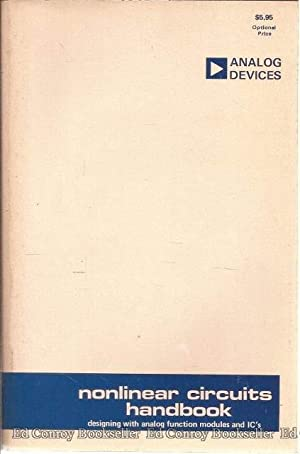 Nonlinear Circuits Handbook Designing with Analog Function: Engineering Staff of
