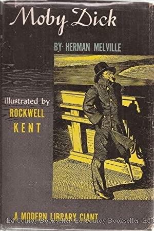 Moby Dick or The Whale: Melville, Herman