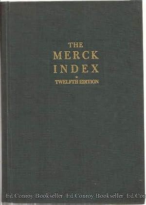 The Merck Index An Encyclopedia Of Chemicals,: Budavari, Susan Editor
