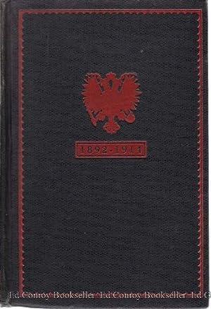 The Russian Imperial Conspiracy 1892-1914: Owen, Robert L.