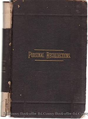 Autobiogarphy And Personal Recollections of John Lemley,: Lemley, John
