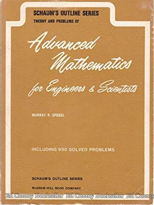 Theory And Problems of Advanced Mathematics for: Spiegel, Murray R.