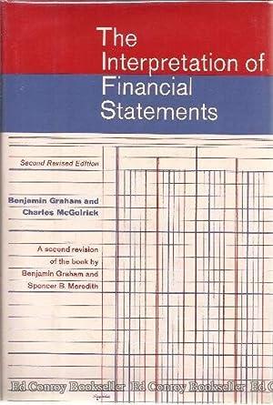 The Interpretation of Financial Statements: Graham, Benjamin (Charles McGolrick)
